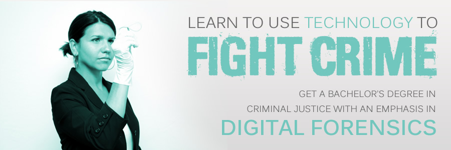 Learn how to use technology to fight crime